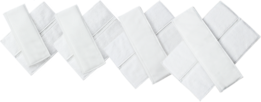 Mabu Baby Eco-Diaper Washable Pads