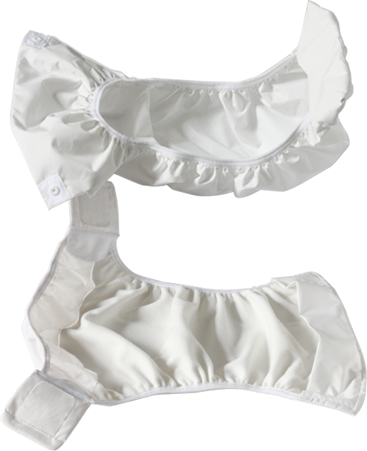 Mabu Baby Eco-Diaper Outer and Pad Holder
